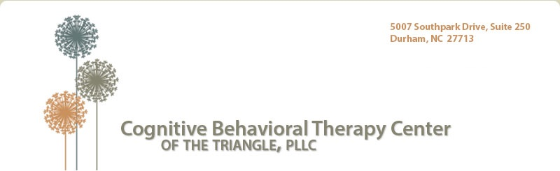 Cognitive Behavioral Therapy Center of the Triangle